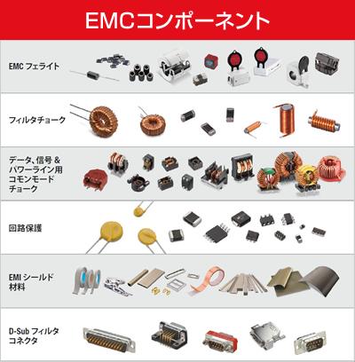 EMCコンポーネンツ