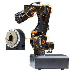ロボットモジュール ロボリンクD 関節ユニット