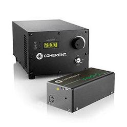 連続発振個体レーザ Verdiシリーズ 532 nm、~20W、DPSSグリーンレーザ