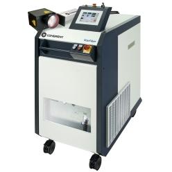 産業用ファイバーレーザ 精密加工用ファイバーレーザシステム 100~600W、連続発振モデル、パルス発振モデル