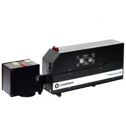 レーザサブシステム PowerLine Eシリーズ エンドポンプ式レーザマーキングシステム、UV/Green/IR、~35W、10 ns