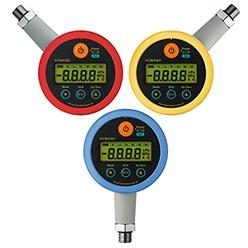 高精度デジタル圧力計 KDM30 | 株式会社クローネ | 製品ナビ