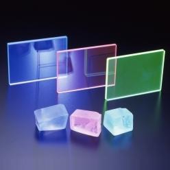 機能性蛍光ガラス  ルミラス