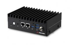 ADLINK社製 NVDIA GPU Jetson TX2搭載 BOX-PC DLAP-201-JT2