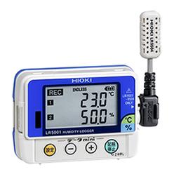 温湿度ロガー LR5001