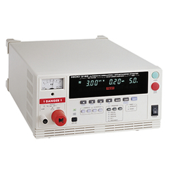 自動絶縁耐圧試験器3153