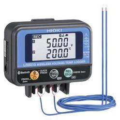 ワイヤレス電圧・熱電対ロガー LR8515